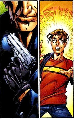 Il Senso di Ragno salva la vita a Peter.