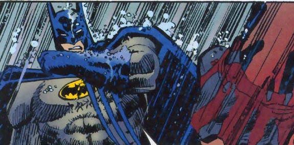 Batman prequel banner