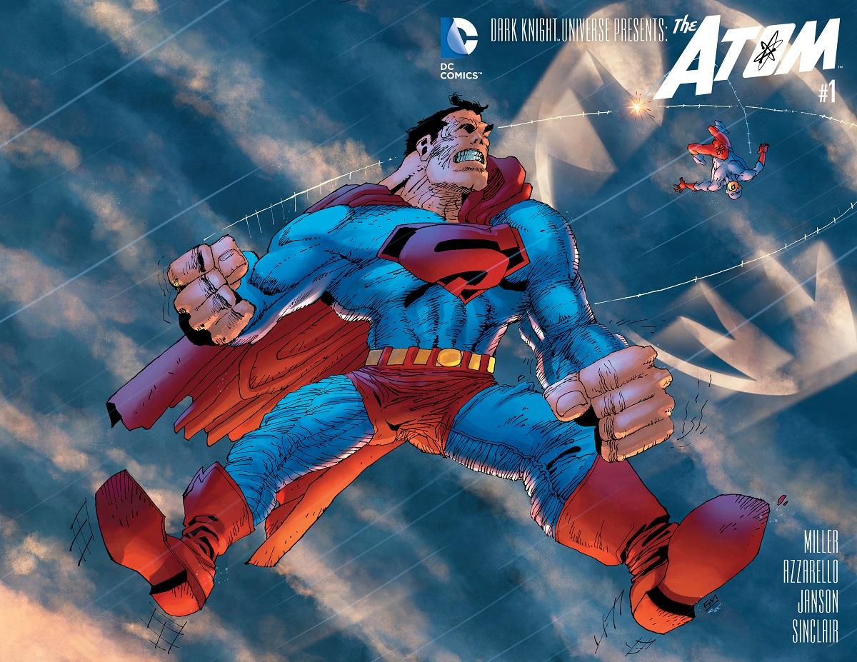 Frank Miller Atom
