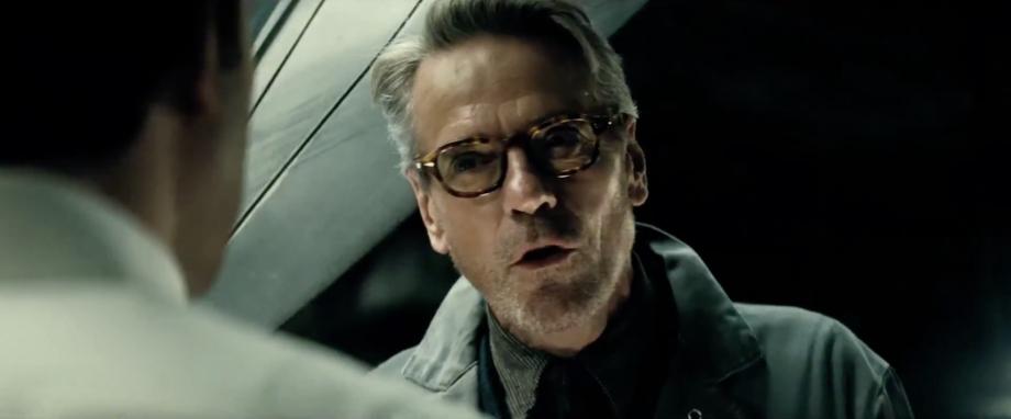 Alfred non d'accordo
