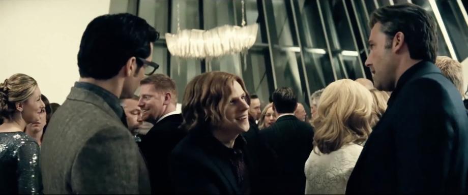 Kent Wayne e Luthor