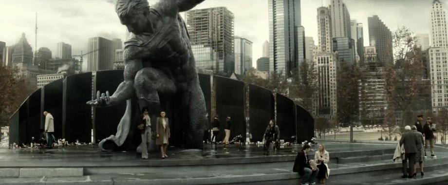Statua Superman